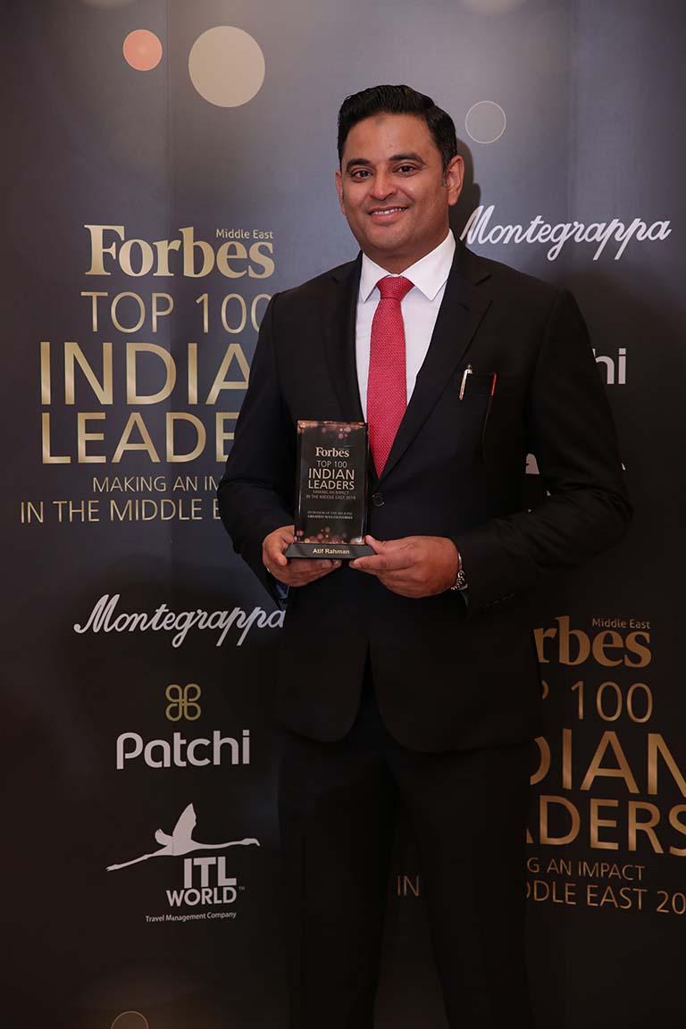 Atif Rahman, Director and Partner at Danube Properties