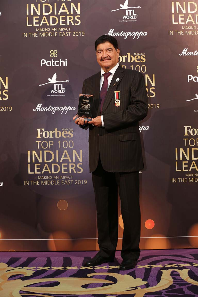 Dr. BR Shetty, Founder & Chairman at BRS Ventures