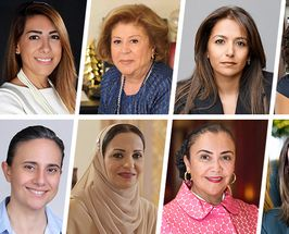 100 most powerful arab business women 2017