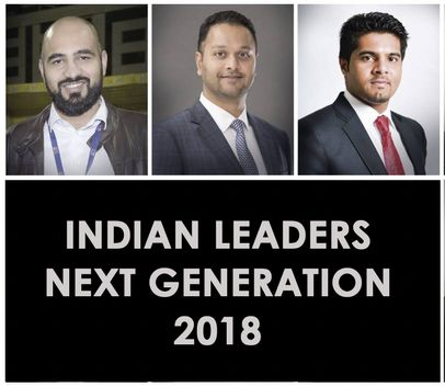 indian leaders next gen 2018