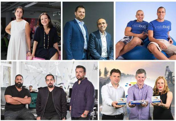 top 100 startups 2017