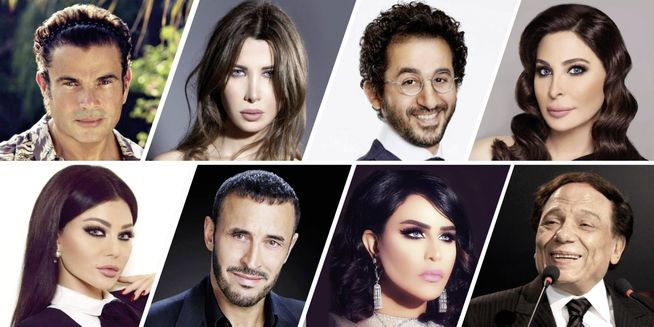 top100 arab celebrities