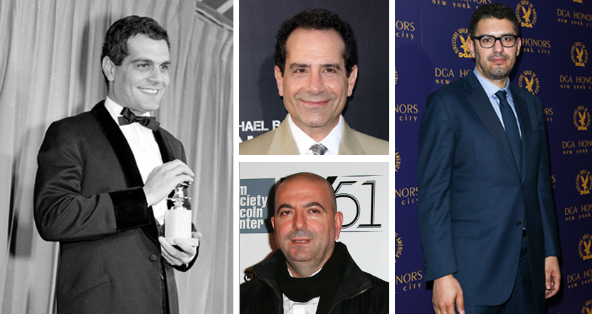Arab Winners Who Shone At Golden Globes