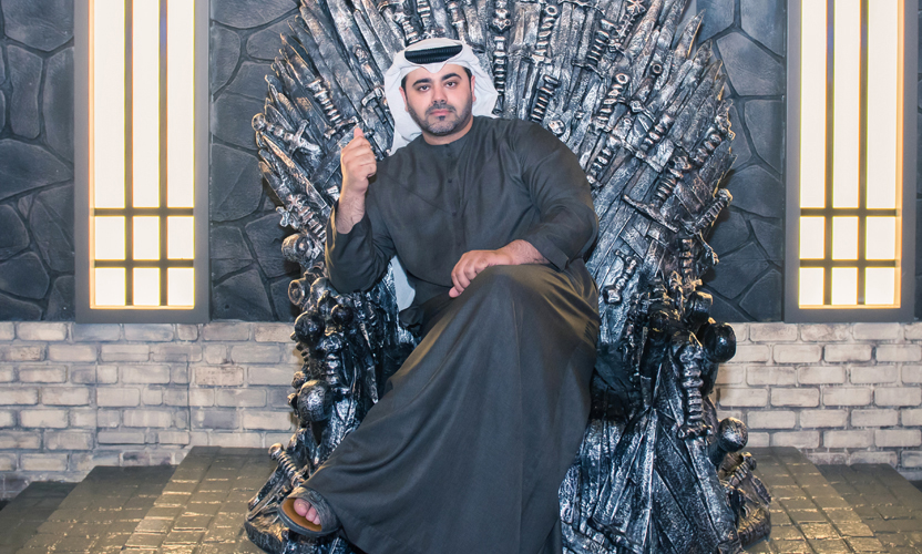 From Steel To Iron Man: Al Ahli Group's CEO Took The Family Business Into New Pastures