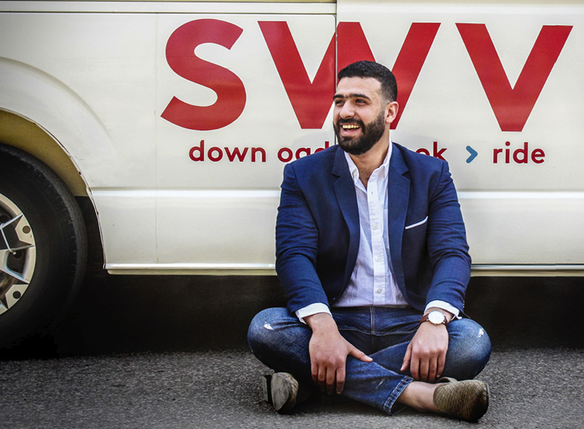 Mostafa Kandil's App SWVL Is Helping Commuters Through Egypt's Traffic Snarls