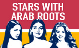 Stars With Arab Roots