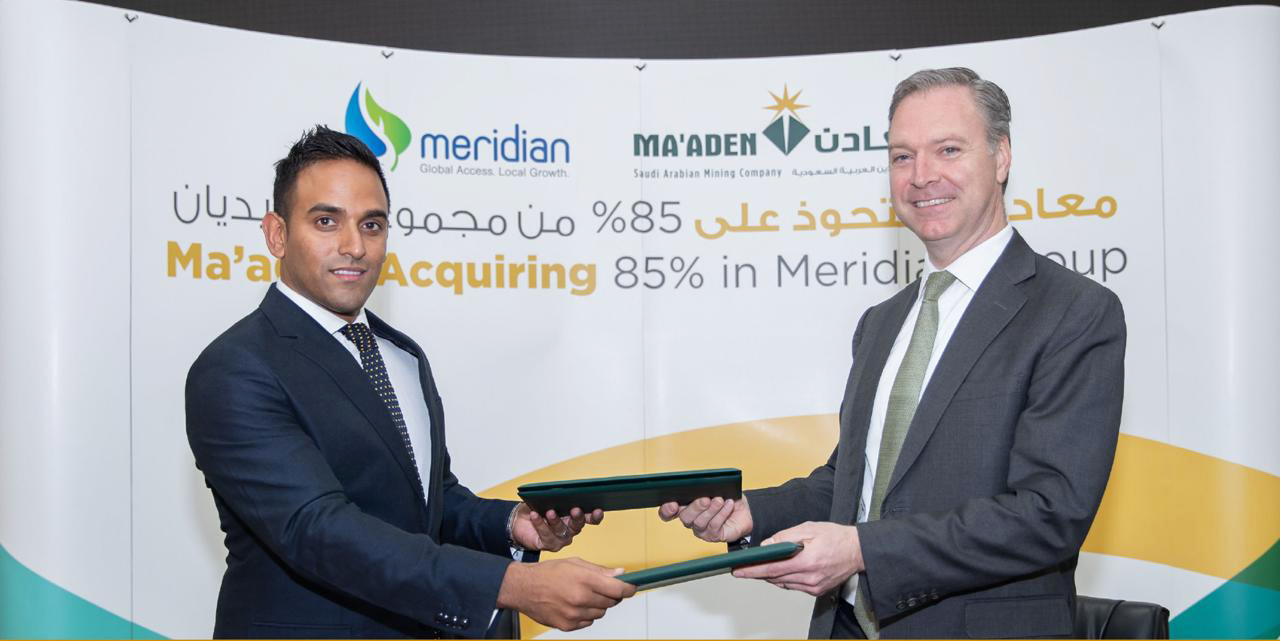 maaden officially announces acquisition of 85percent of meridian fertilizers group in africa 2