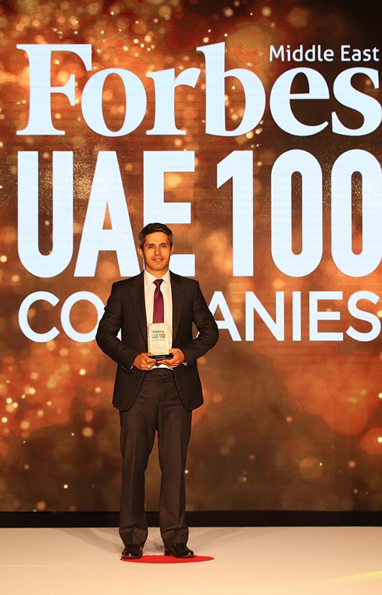 UAE 100 Companies
