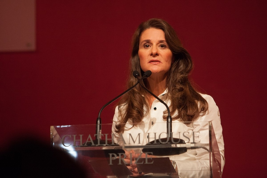 Melinda Gates Commits $1B To Tackle Gender Inequality