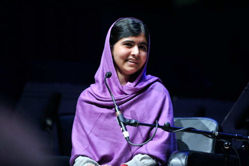 Malala Receives $100,000 Donation To Target Girls Education In This Country