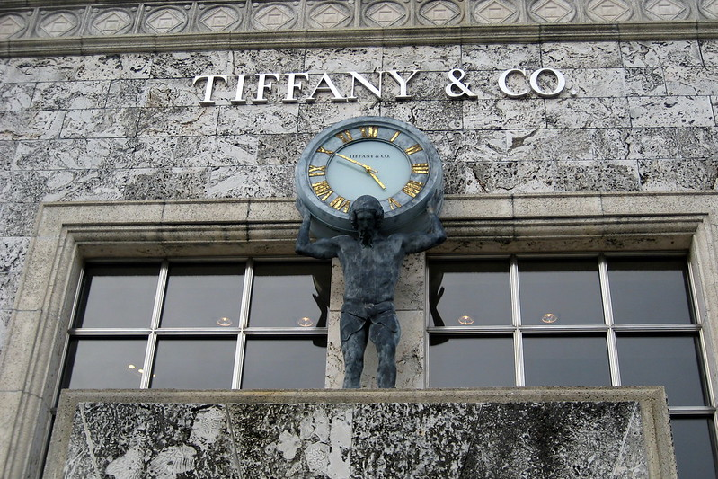 The World's Leading Luxury Giant Acquires Tiffany & Co For $16B