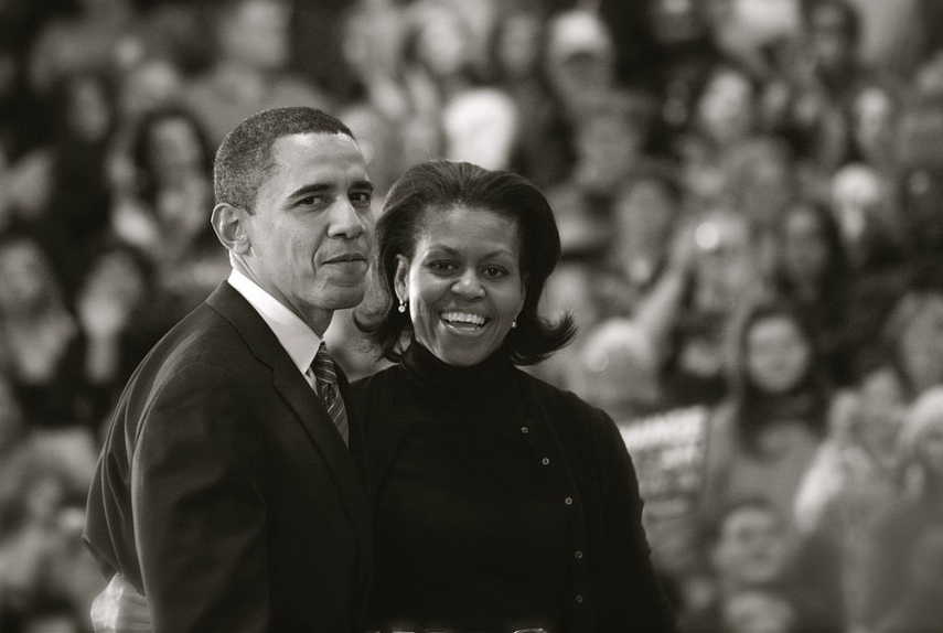 barack and michelle 1