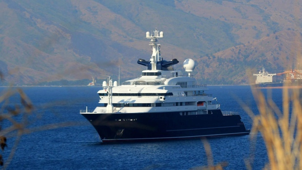 For Sale: A Microsoft Co-Founder's $300M Yacht