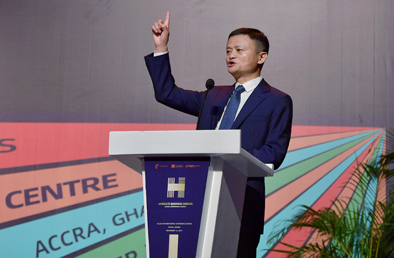 This Is How Jack Ma Is Supporting Entrepreneurship In Africa