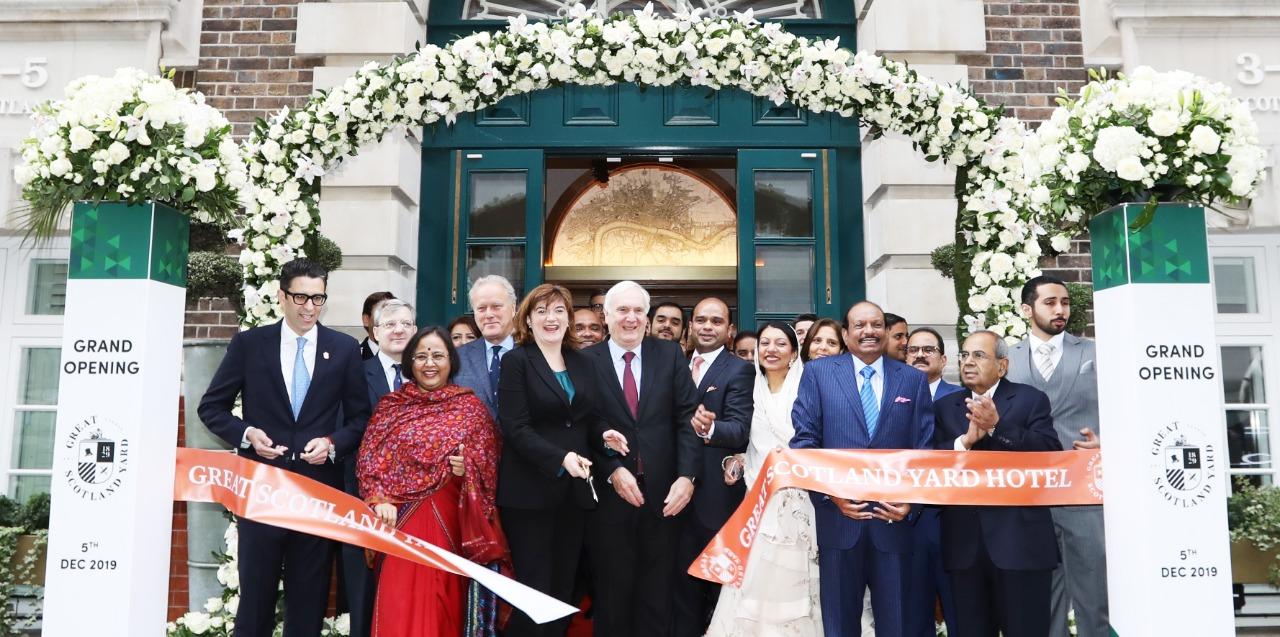 LuLu Billionaire Opens $300M Historic London Hotel
