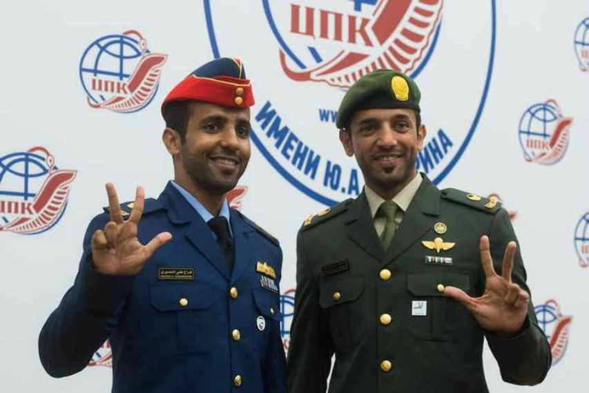 The First Emirati Astronaut Is Ready For Takeoff