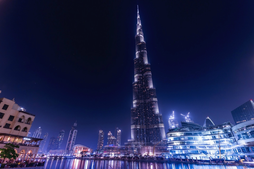 Burj Khalifa Achieves Another Guinness World Record For This Lounge