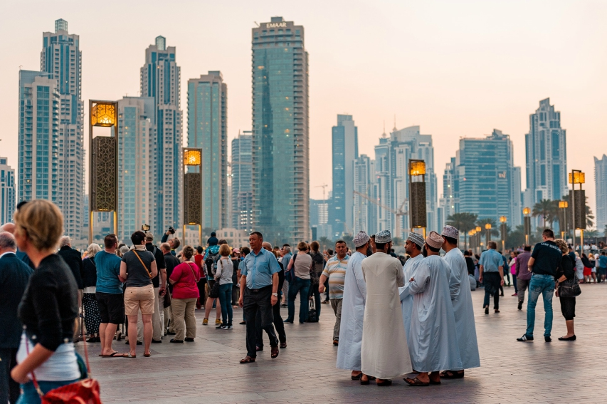 Nearly 10.8 Million Tourists Arrived In Abu Dhabi And Dubai In H1 2019