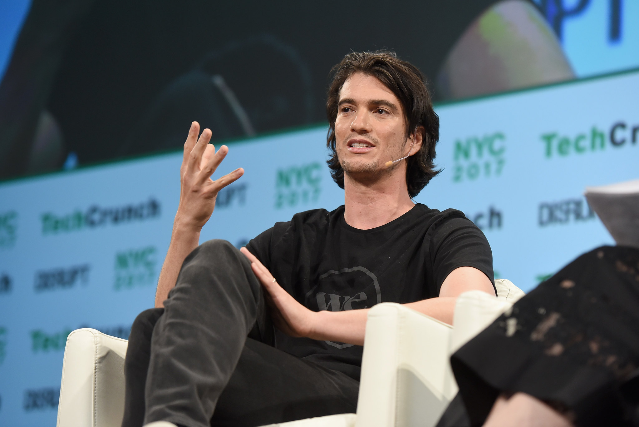 WeWork's Adam Neumann Is Out, As Reality Catches Up To A High-Flying Startup