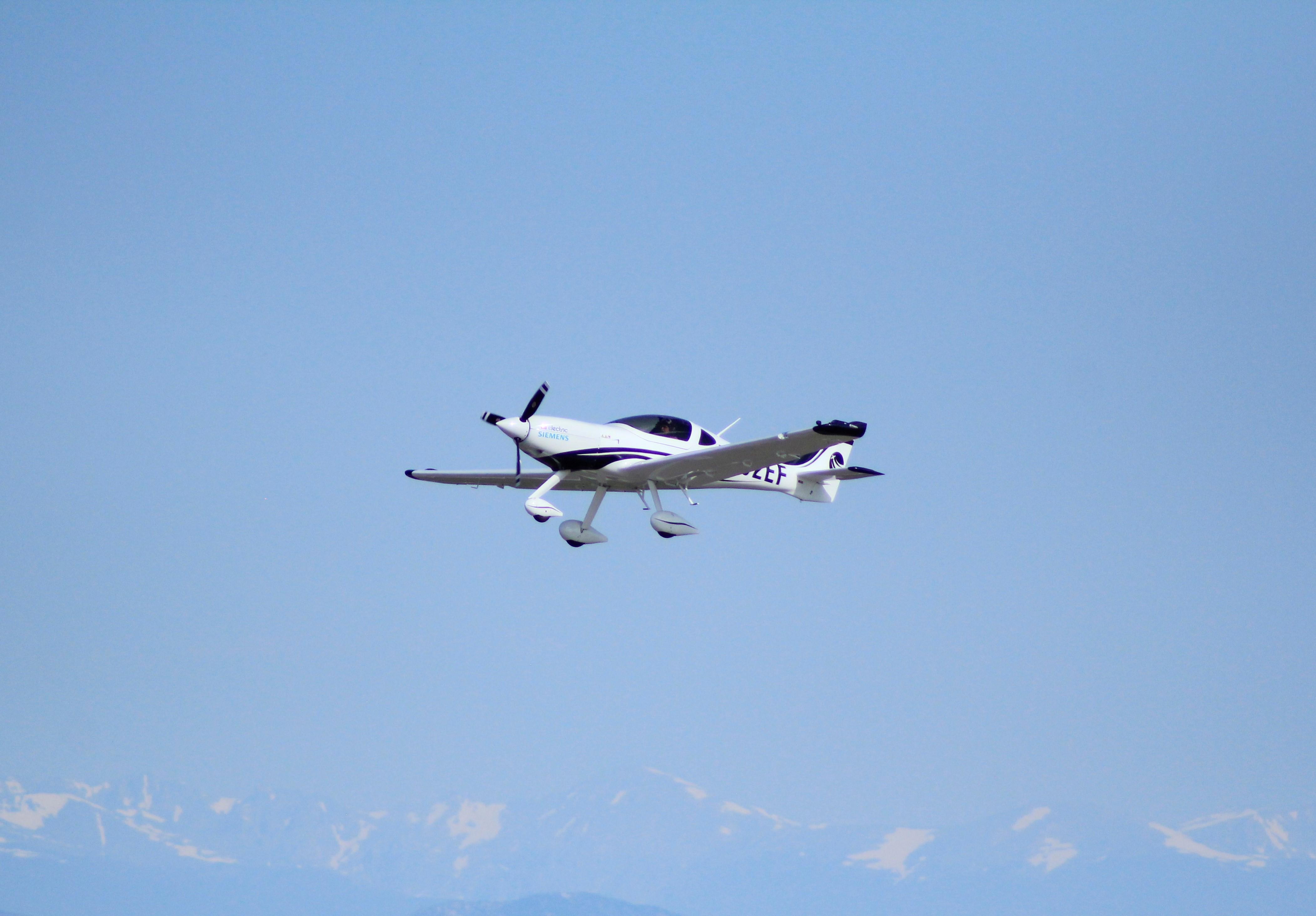 eflyer poc prototype flight 1