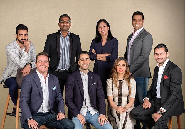 أكثر 50 شركة ناشئة تمويلاً في الشرق الأوسط