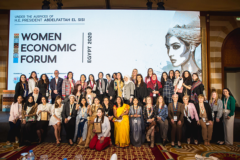 Female Leaders Find Opportunities In Egypt