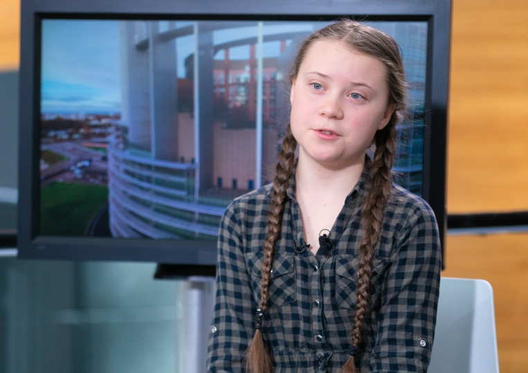 Greta Thunberg Warns World Leaders To Listen To Science On Climate Change
