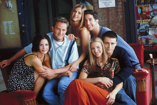 The Cast of Friends Will Reportedly Be Paid $2.5 to $3 Million Soon. Here's Why.