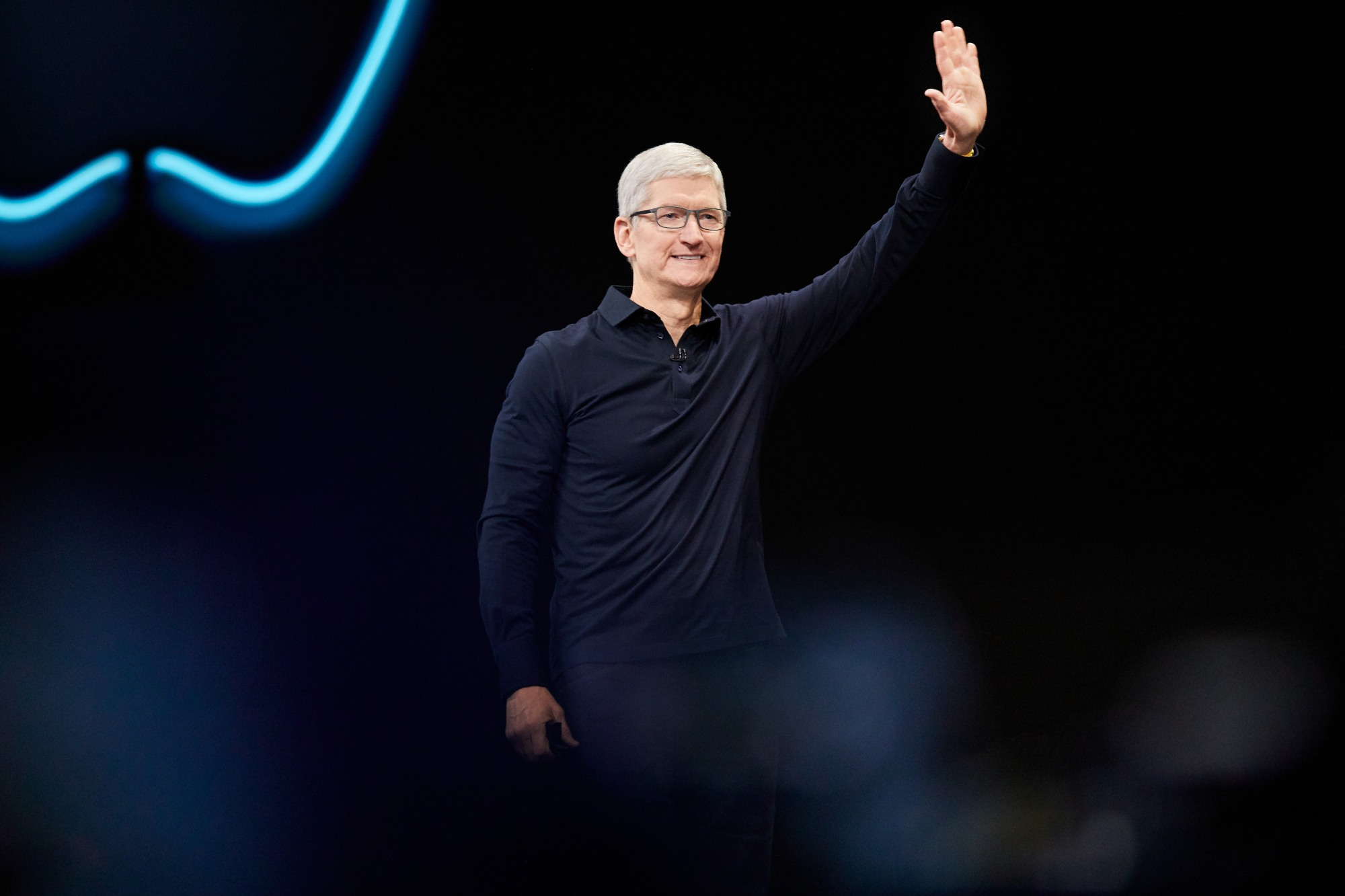 Tim Cook Says Apple Is Sourcing 10 Million Masks From Its Supply Chain