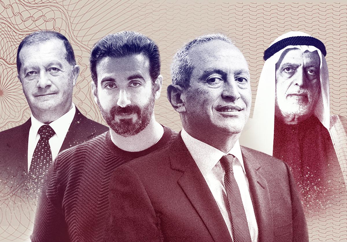 قائمة الأثرياء العرب لعام 2021