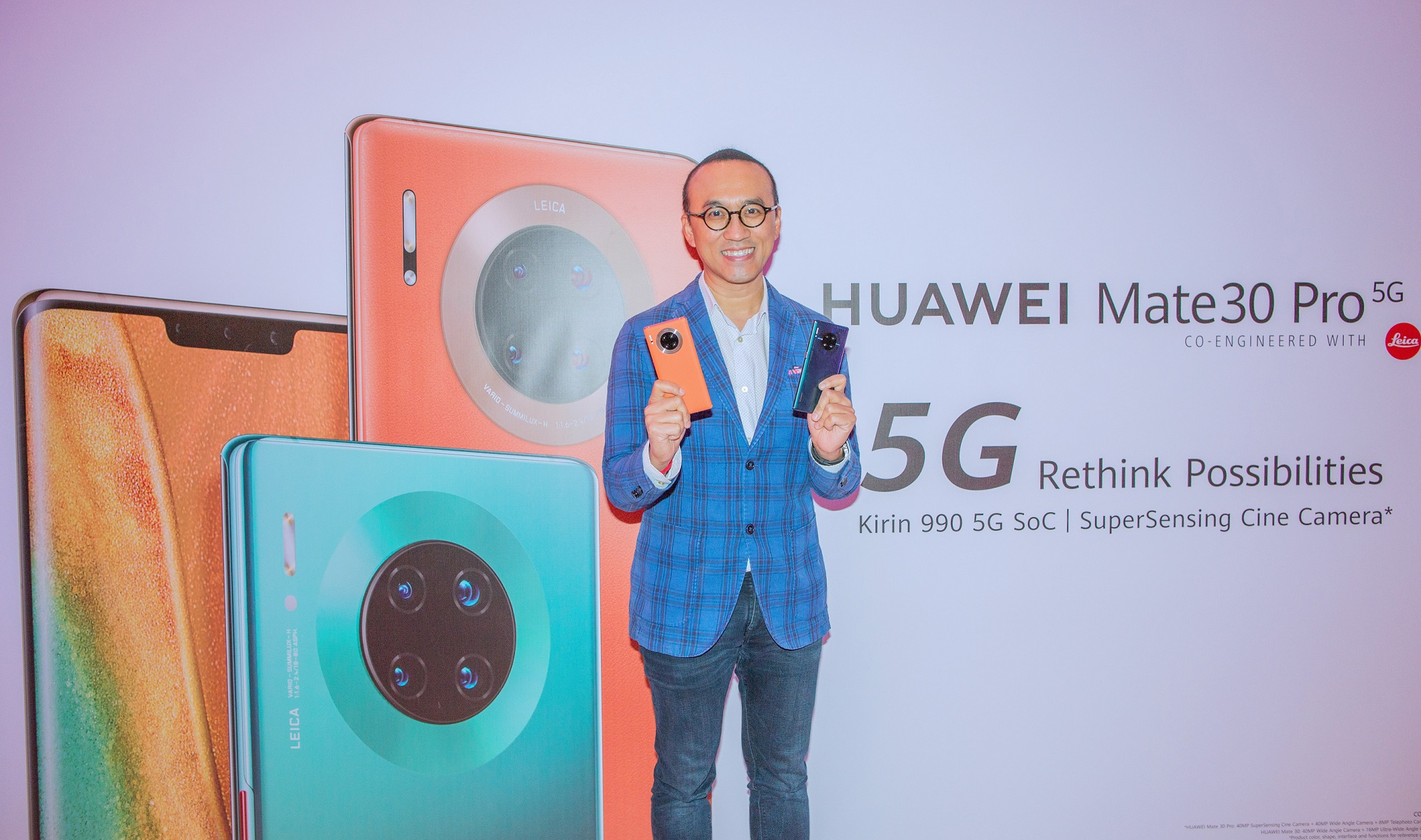 Huawei Heralds A Post-Google Future With The Mate Pro 30 5G
