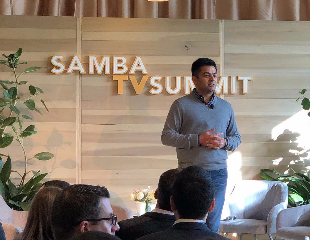 As Connected TV Use Skyrockets, Samba TV Sees Massive Growth