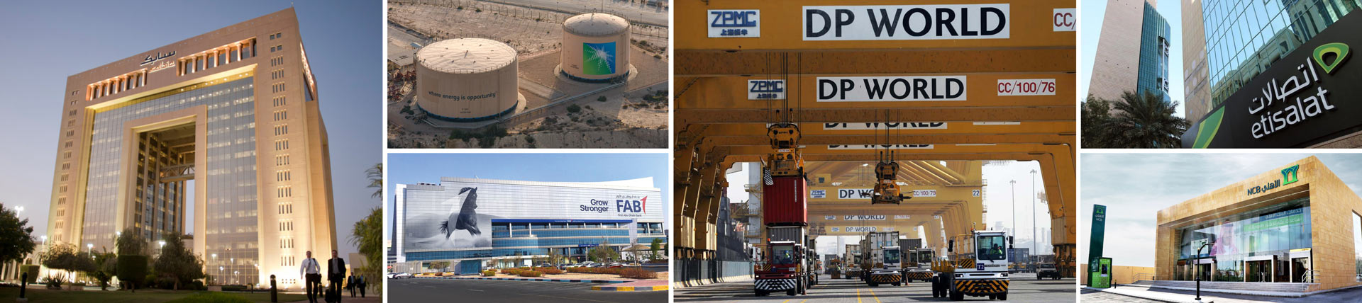 The Middle East's Top 100 Companies 2020