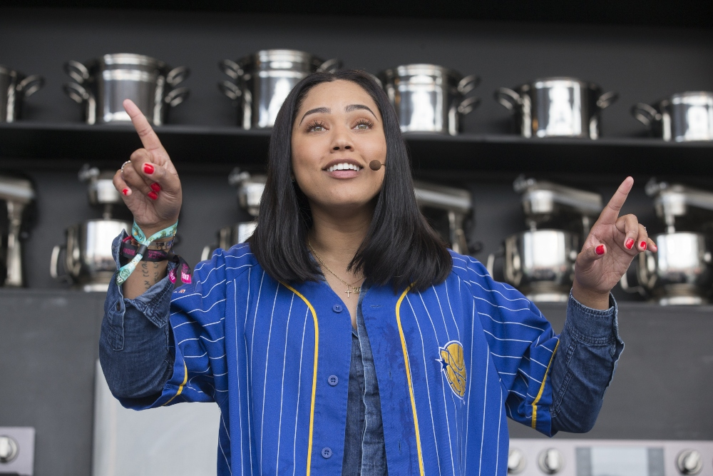 Ayesha Curry Is Helping Female Entrepreneurs Build Their 'Fempire'