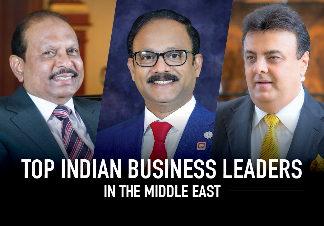 Top Indian Leaders In The Middle East 2021