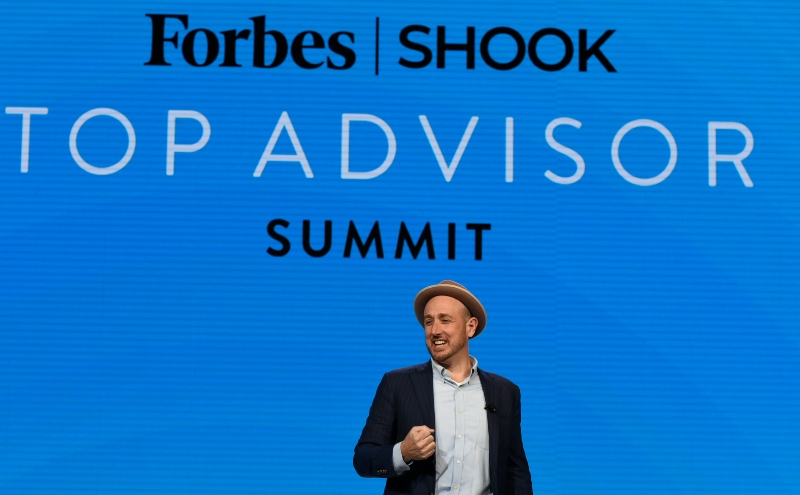 A Record Breaking $1.4 Million Raised For Make-A-Wish At Forbes/SHOOK Top Advisor Summit