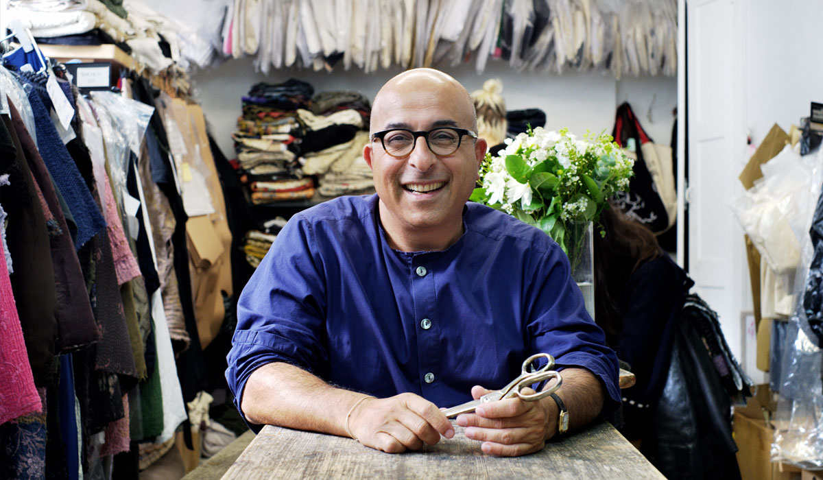 "British-Iraqi Designer Named Among The Lyst's ""Brands To Watch"""