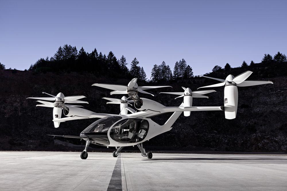 Abdul Latif Jameel Joins Toyota In Funding Round For Air Taxi Startup