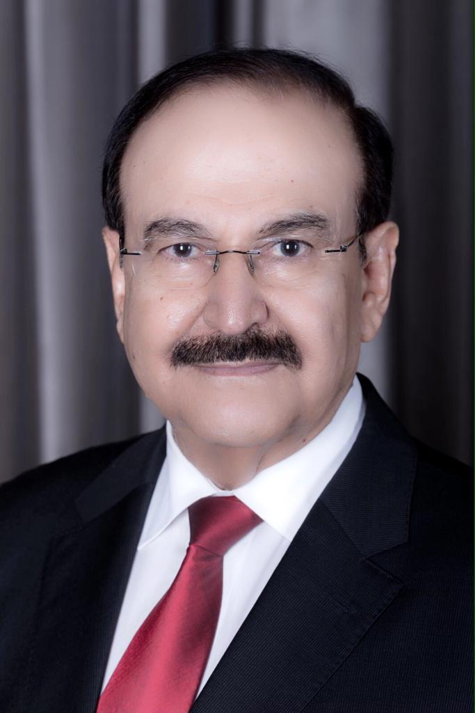 HE Dr. Abdul Hussain Bin Ali Mirza