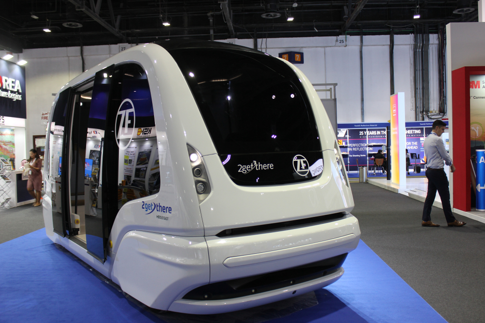تسريع وتيرة النقل الذكي في مدن الخليج