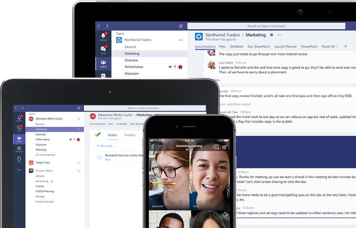 Microsoft Teams Hits 44m Daily Users As Millions Resort To Working Remotely