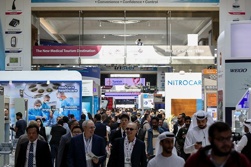 أهم 5 تقنيات طبية في مؤتمر الصحة العربي 2020