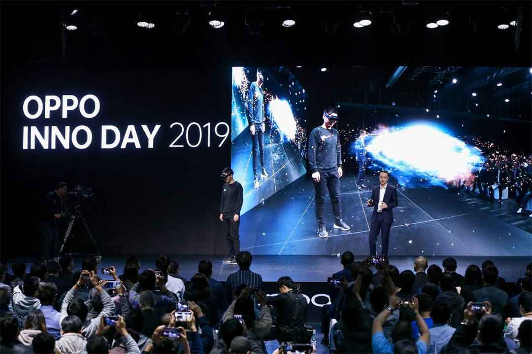 For Oppo, Smartphones Are Merely The Stepping Stone As It Dabbles In AI And Big Data