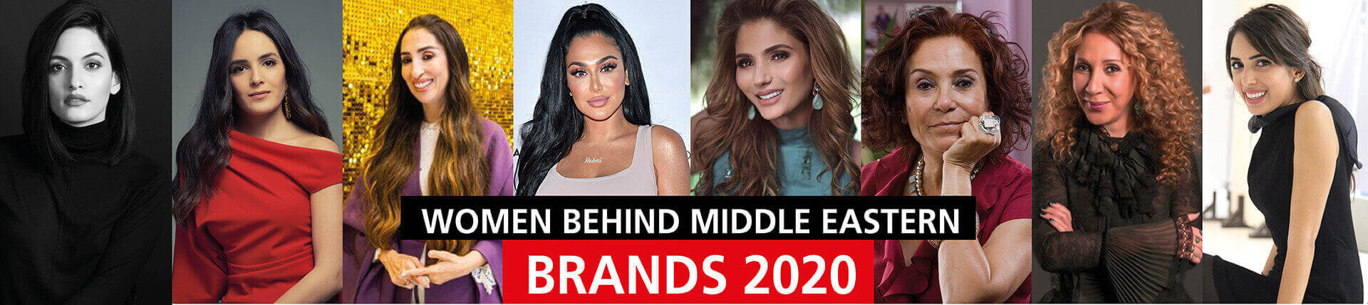 Women Behind Middle Eastern Brands 2020
