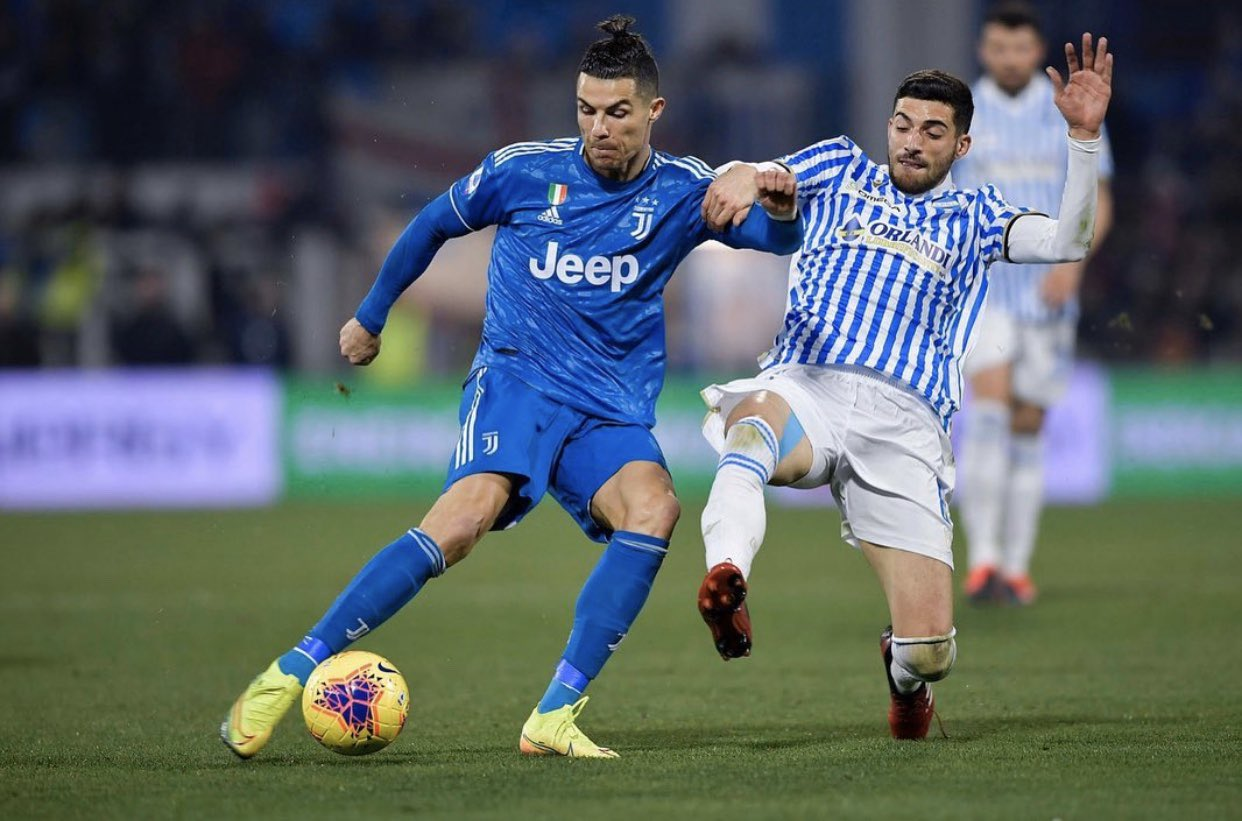 Cristiano Ronaldo Agrees To Juventus Wage Cut, Still On Track To Become First $1 Billion Footballer This Season