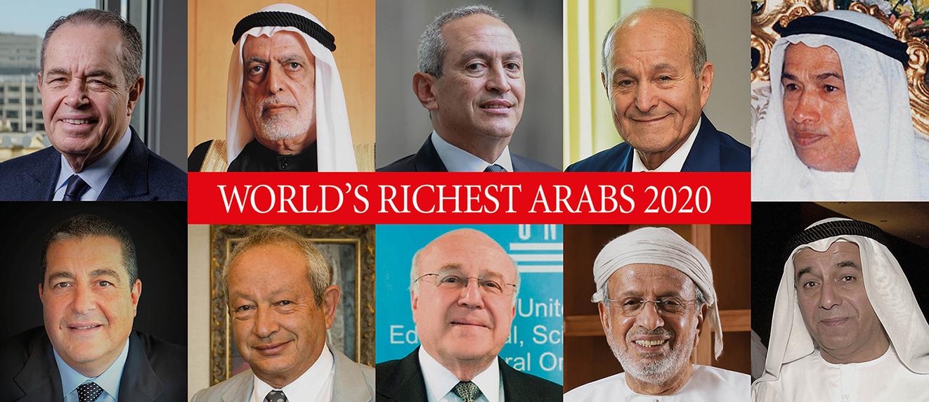 World's Richest Arabs 2020