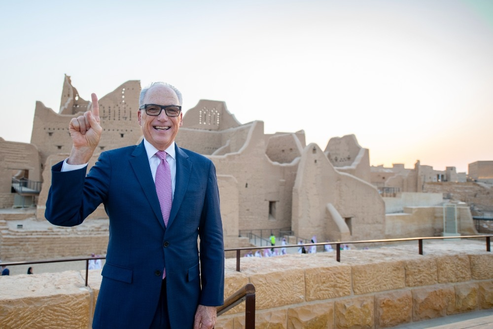 """""""We Will Overcome This""""—CEO Of Saudi's Newest Tourist Destination, Diriyah Gate, Sends Hopeful Message To Global Travel Community"""