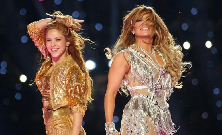 Shakira Unleashed Her Middle Eastern Roots At The Super Bowl Halftime Show. Here's How.