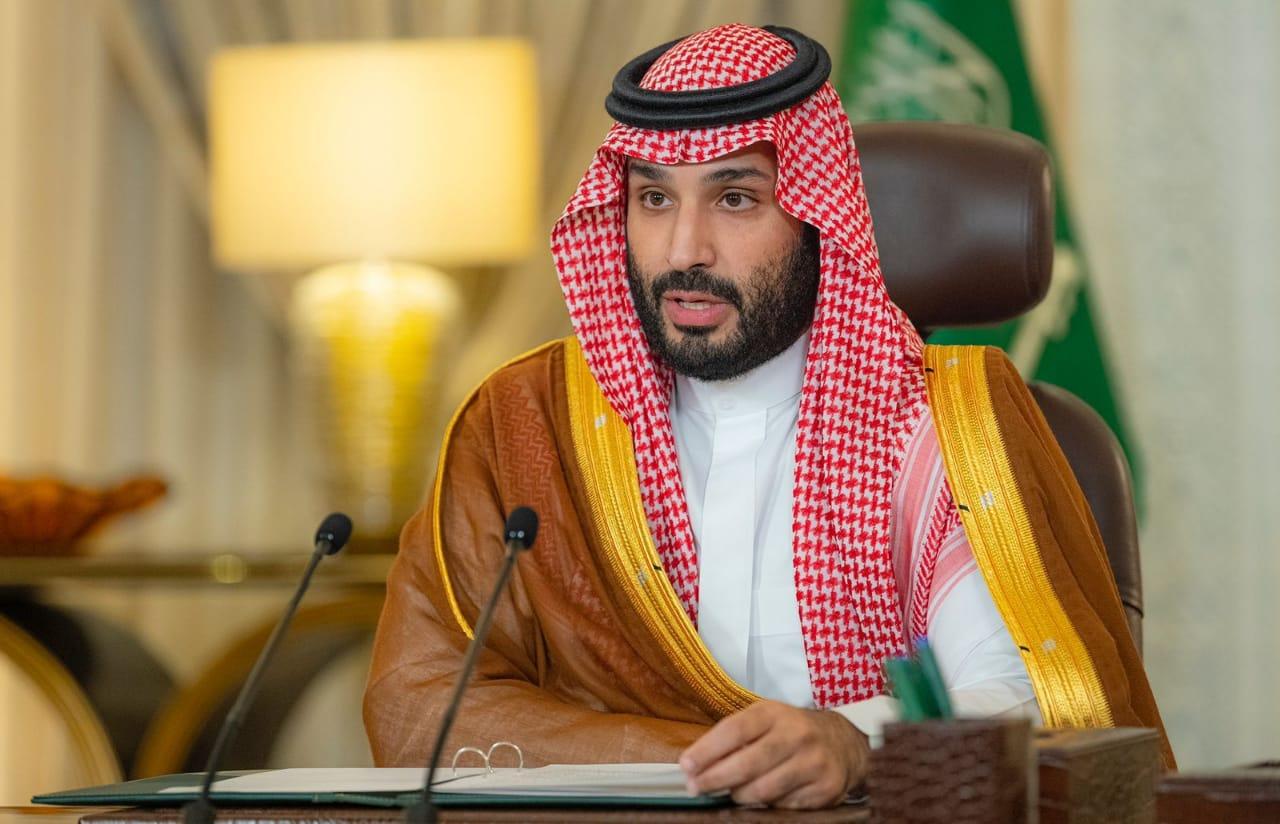 ولي العهد السعودي: نستهدف الوصول إلى صافي انبعاثات صفرية بحلول 2060