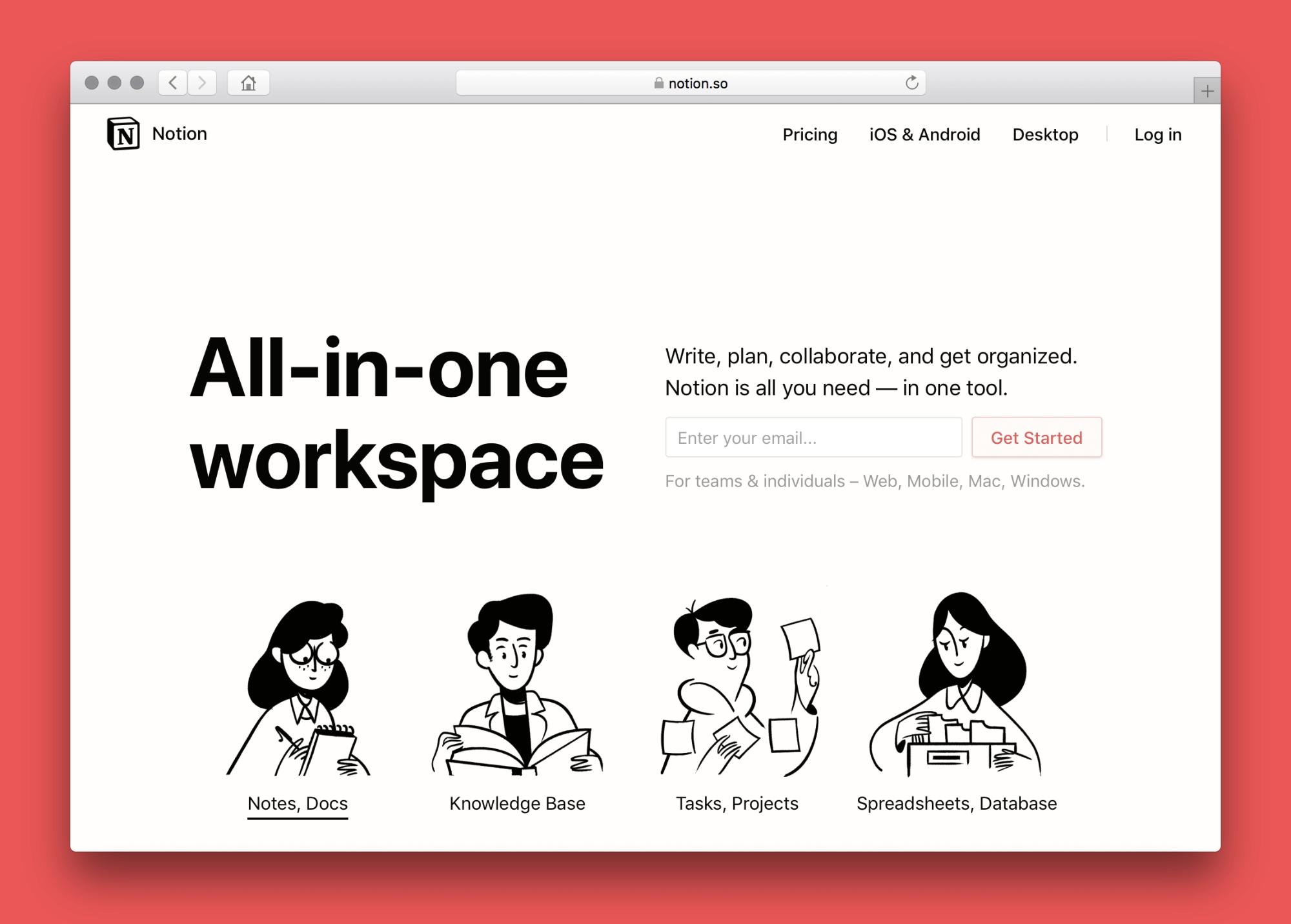 Buzzy Work App Notion Hits $2 Billion Valuation In New Raise